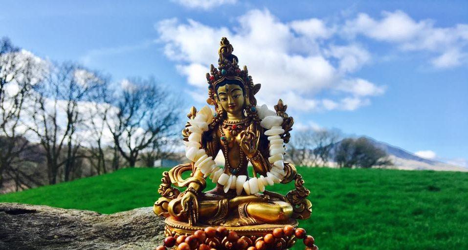 Dzogchen Kalachakra Light Retreat Centre - Amaho