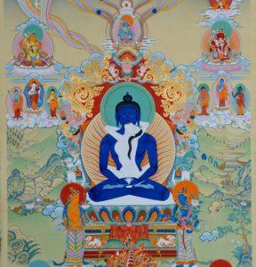 USA 2019: Tibetan Buddhist Tantra View - Amaho