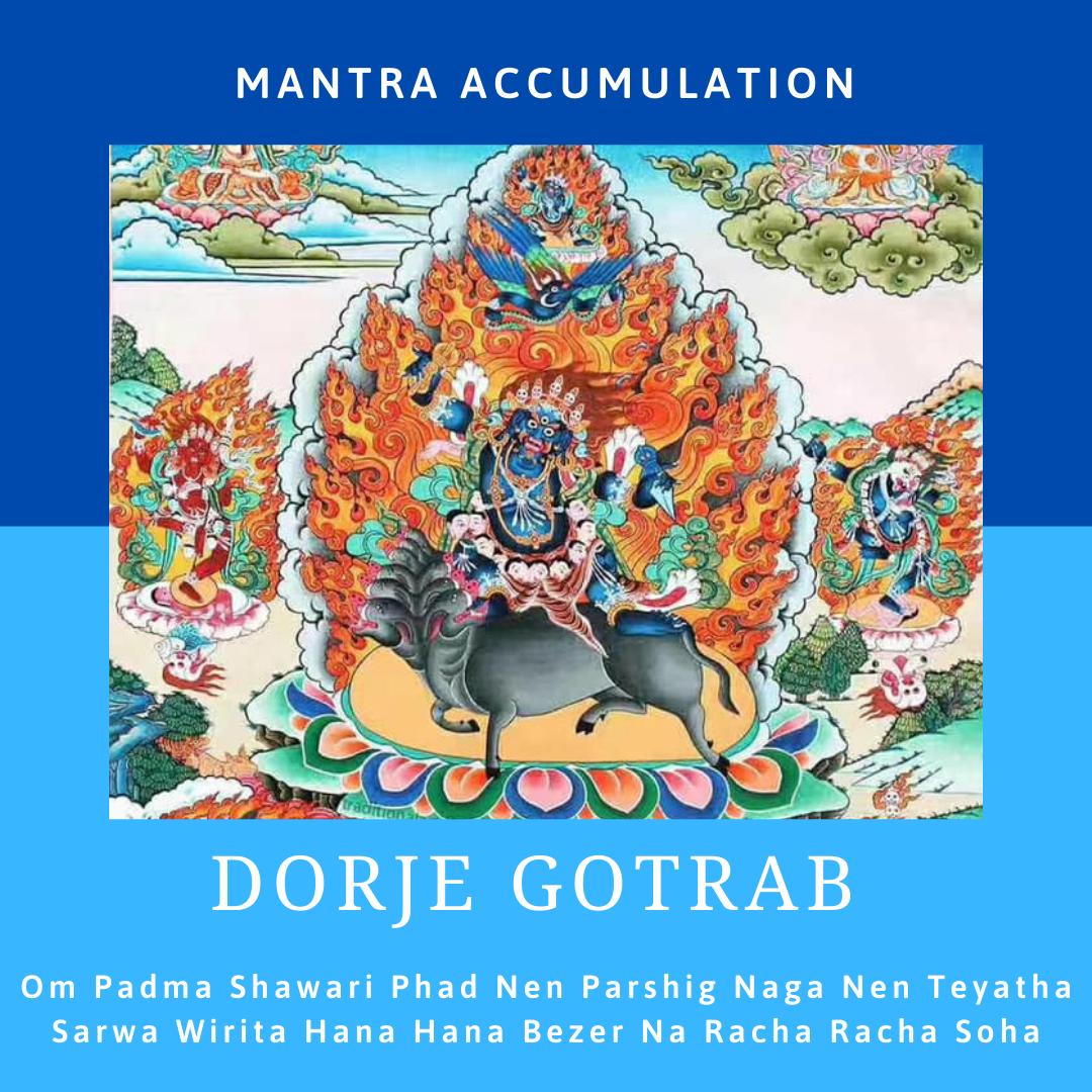 Dorje Gotrab